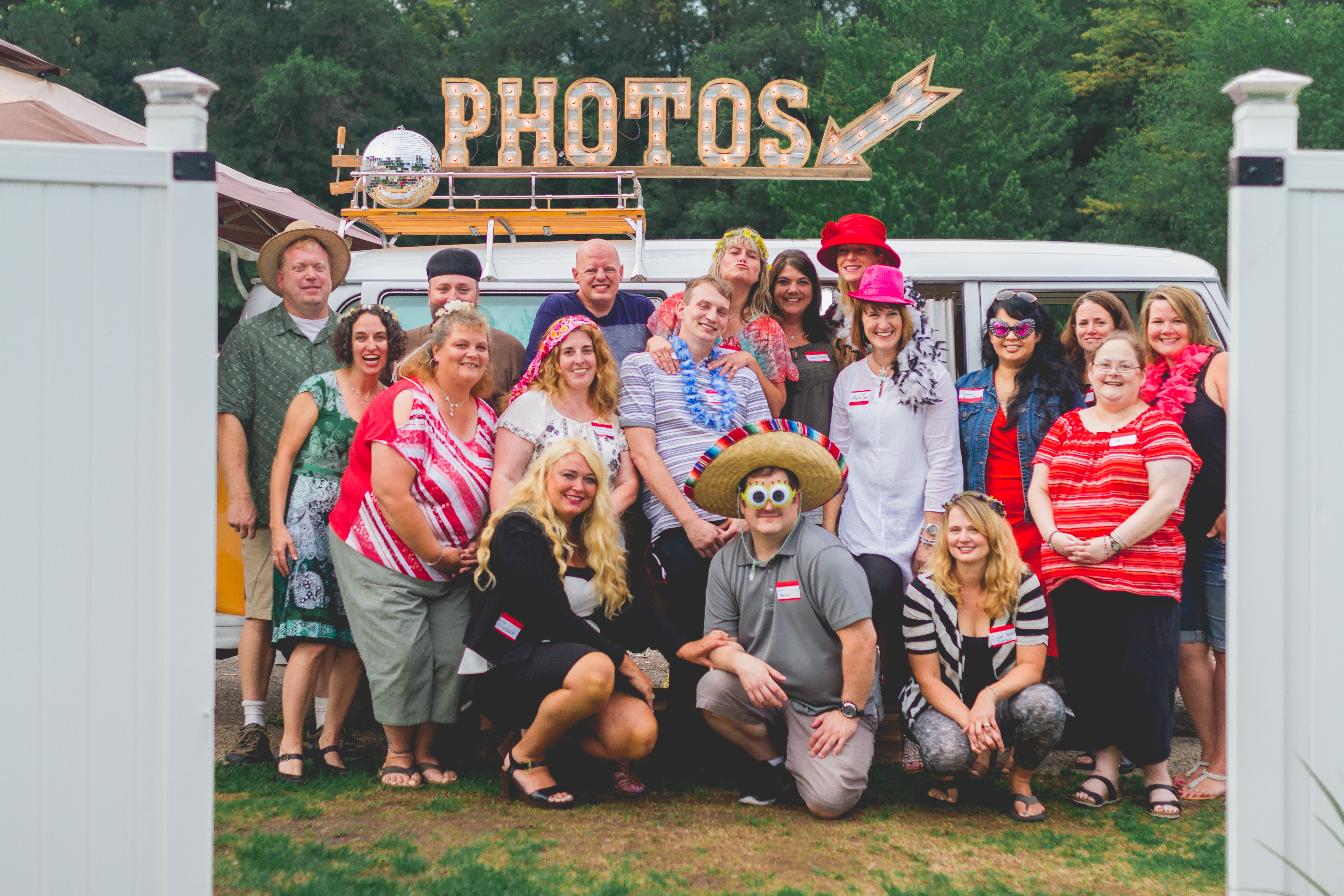 the dock at bayview | Volkswagen Bus | VW Photo booth bus | Southwest Michigan Event | Photo booth bus | west Michigan event | vintage | bohemian wedding | hippie style | 77 Kombi | air cooled | Michigan photographer | michigan events | barefoot wedding | outdoor wedding ideas | corporate event planner | michigan venue | west michigan event | grand rapids event | lakeshore wedding | class reunion