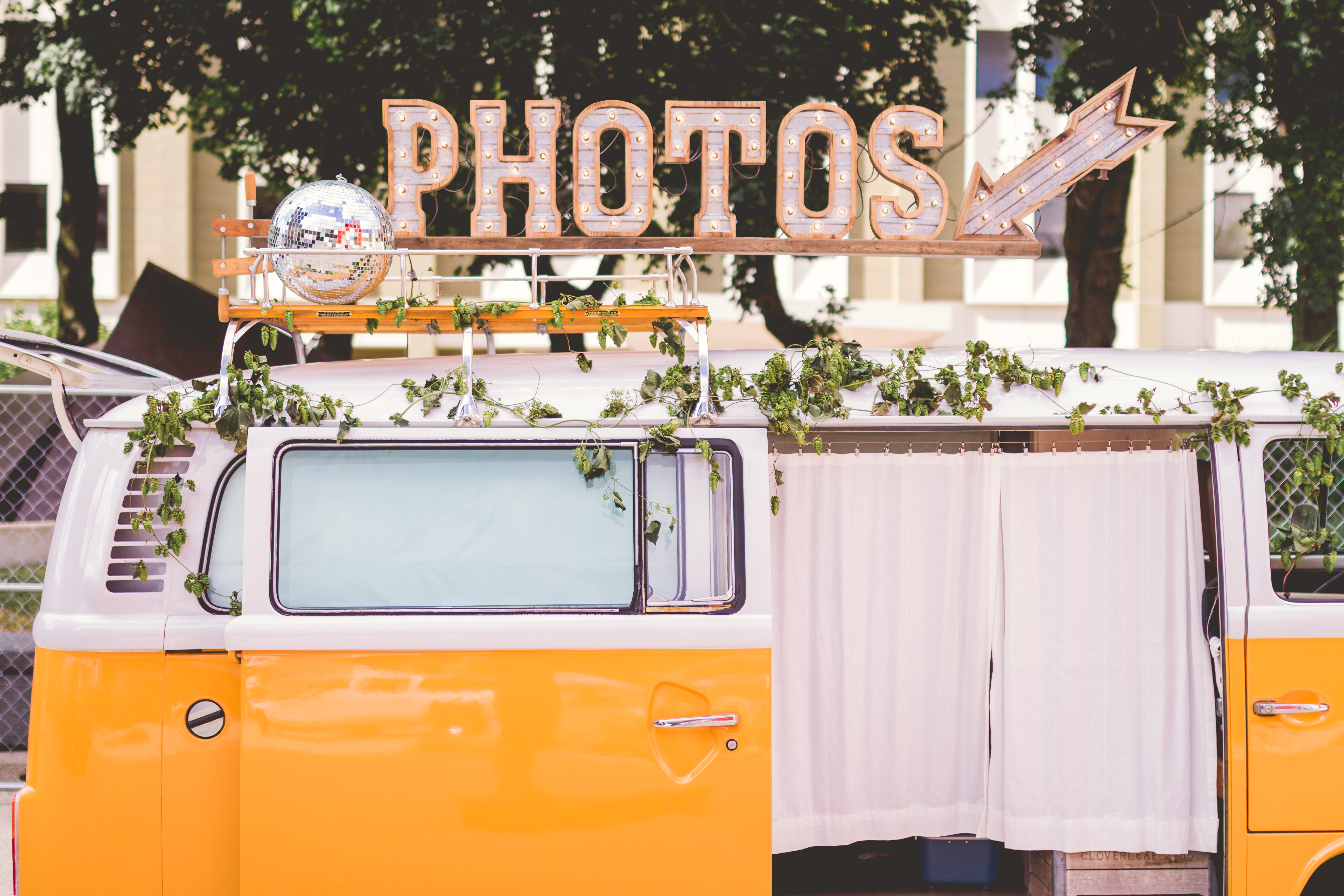 Photo Booth | West Michigan Photo Booth | Volkswagen Bus | VW Photo booth bus | Southwest Michigan Event | Photo booth bus | west Michigan event | vintage | bohemian wedding | hippie style | 77 Kombi | air cooled | Michigan photographer | michigan events | barefoot wedding | outdoor wedding ideas | corporate event planner | michigan venue | west michigan event | grand rapids event | lakeshore wedding | class reunion | beer fest | hopstock | grand rapids, MI | MI brewery | music and beer | calder plaza | downtown GR